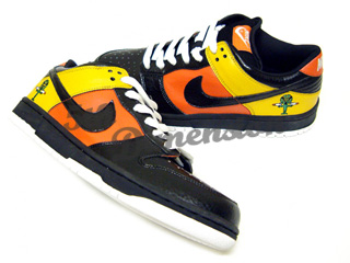 size 40 46152 6dc76  20.01.2004   Roswell Rayguns Dunk Low Pro SB